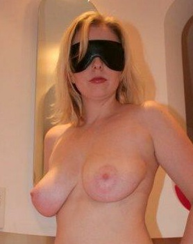 Agree, very double penetration blindfolded remarkable, very